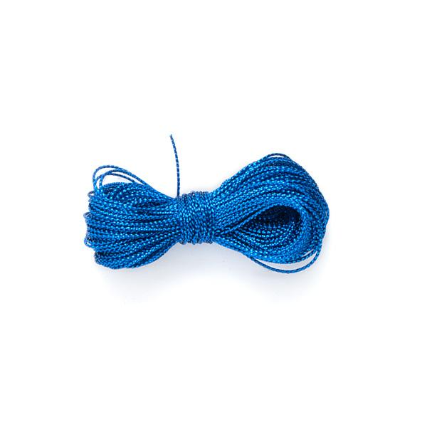 Metalliserad tråd, kungsblå