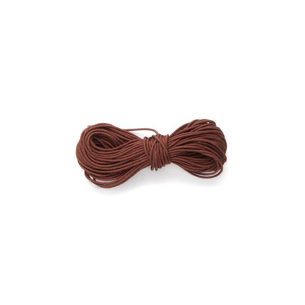Satintråd, brun