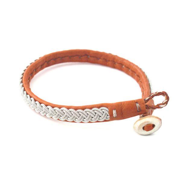 Materialsats - Armband Dubbel 3-fläta