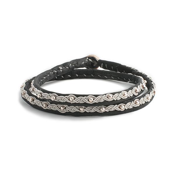 "Materialsats 2-i-1 Armband ""Lodur"""