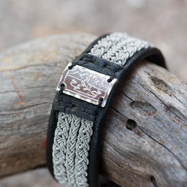 """Materialsats Armband """"Nare"""""""